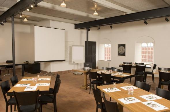 bild på en konferanssal
