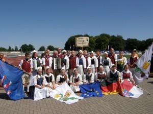 Europeade Gotha 2013
